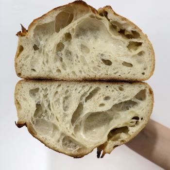Shooka  Croissant  first slice