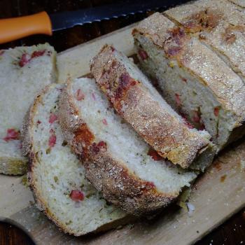 Simbyont Pão branco defumado first slice