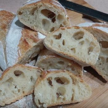 sourdough sourdough bread second slice