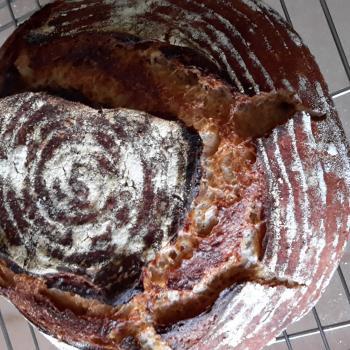 Spirito Mild Tartine Bread second slice