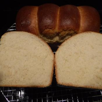 St John's Sourdough Brioche & Babka second slice