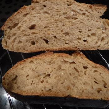 St John's Sourdough St John's Sourdough Bread second slice