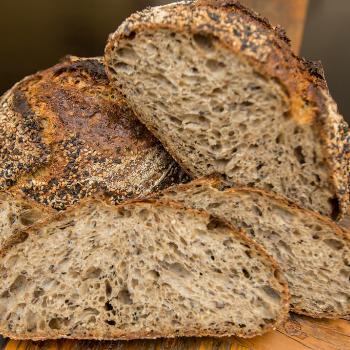 Susie Breads: first slice
