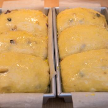 Susie Brioches and Babkas: first overview