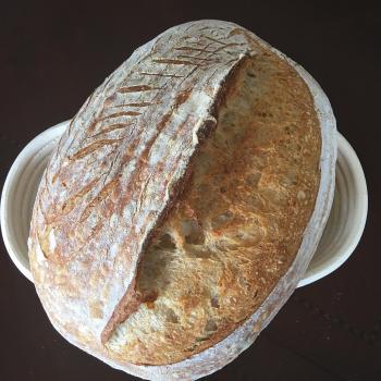 Valerie Sourdough bread second overview