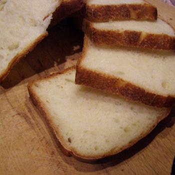 vilekula Hokkaido mik bread second slice