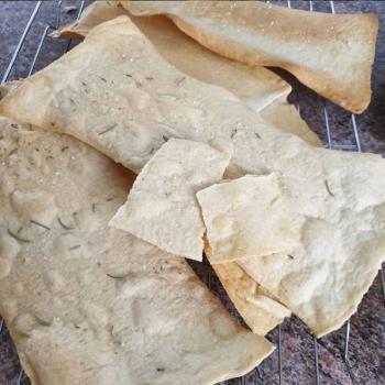 Vincent Van Dough Sourdough crackers first overview