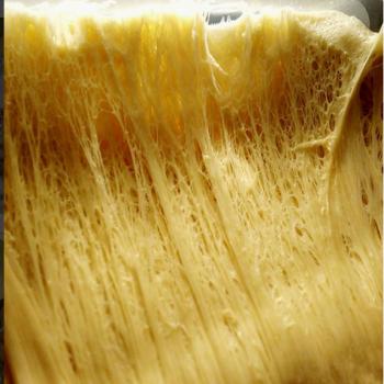 Vitinho Panetone first slice