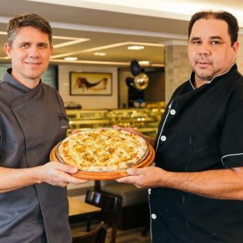 Vitus Goiás Pizza de Frango com pequi e requeijão catupiry second overview