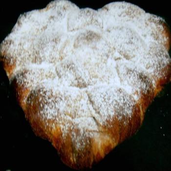 Vrâncioaia bread , pancake , flat bread , pizza , focaccia . first overview