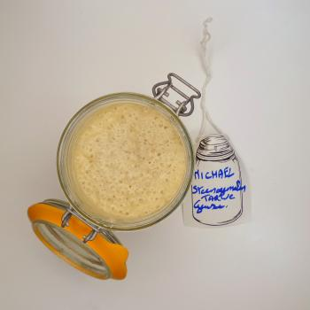 Geuze opsteengemalen Gust  recipe