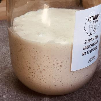 Katwijks Desem jar shot
