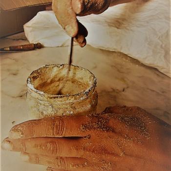 Pão com Alma jar shot