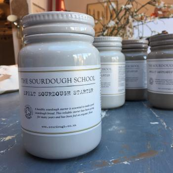 The Sourdough School  recipe